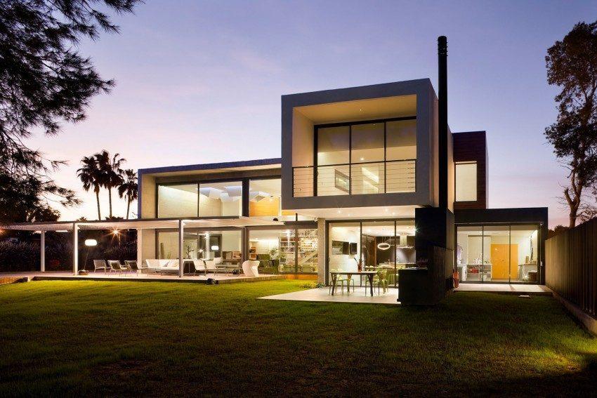 Description: biet thu hien dai 116 Kiến trúc ấn tượng của biệt thự tại Tây Ban Nha qpdesign