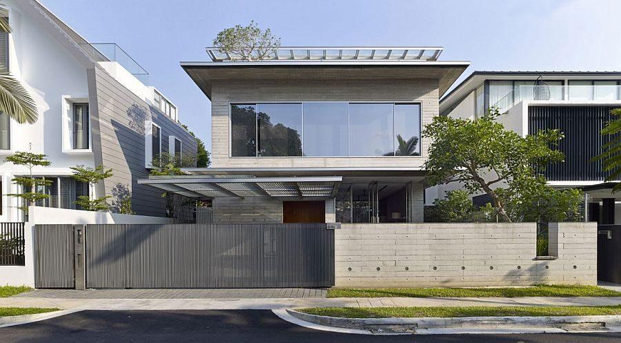 Description: 1148 Chiltern House   Nhà phố hiện đại với nhiều không gian xanh qpdesign