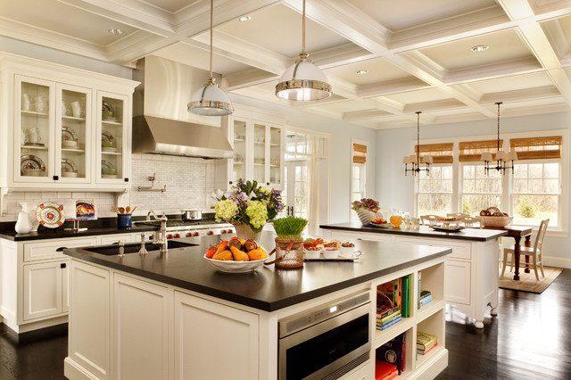 Description: thiet ke nha bep 1 Một số tiêu chuẩn cần lưu ý khi thiết kế nhà bếp. qpdesign