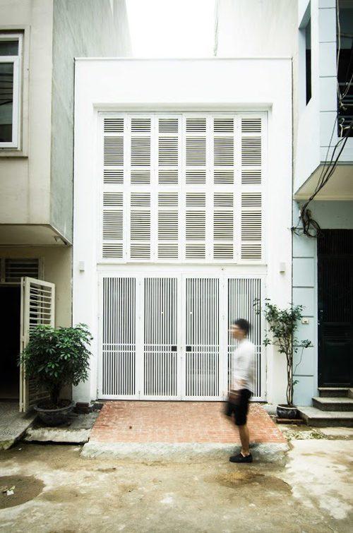 Description: a1 2 1463131958 1200x0 Ngôi nhà chan hòa nắng gió và gần gũi với thiên nhiên tại Hà Nội qpdesign