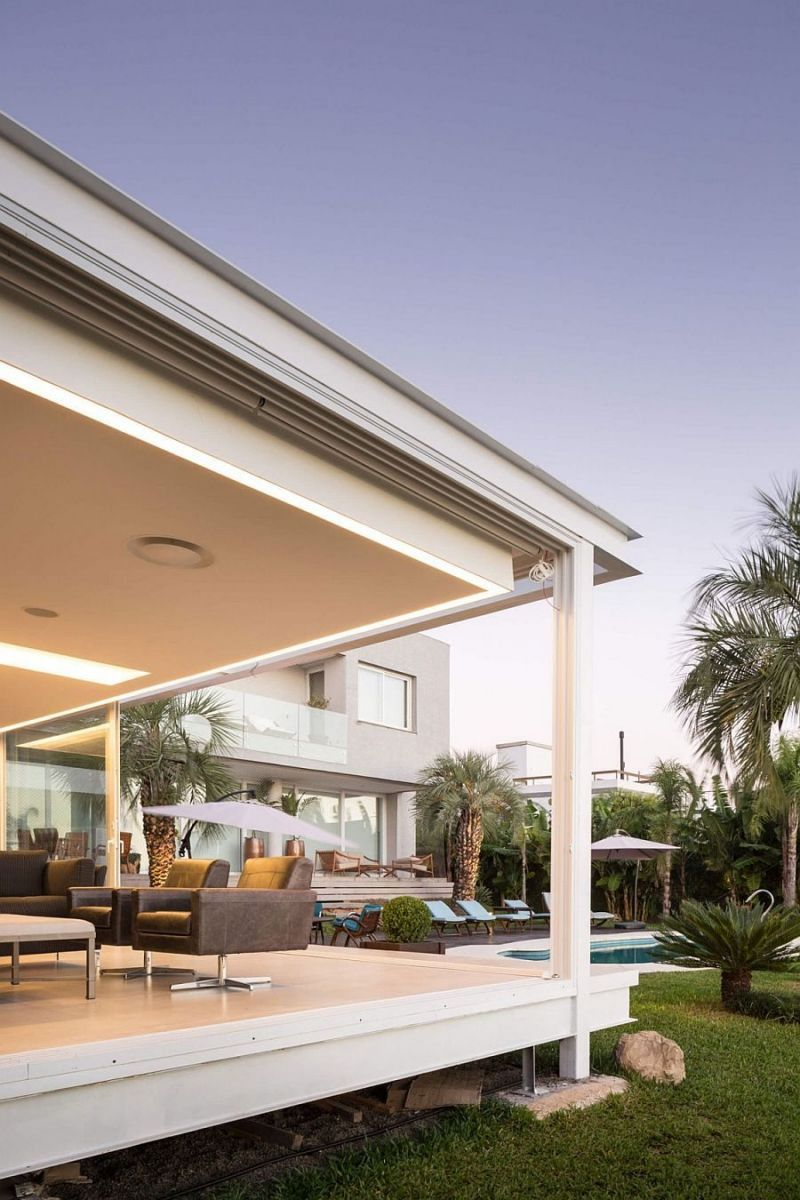 Description: 111 Biệt thự hiện đại với phong cảnh bờ hồ tuyệt đẹp tại Brazil qpdesign