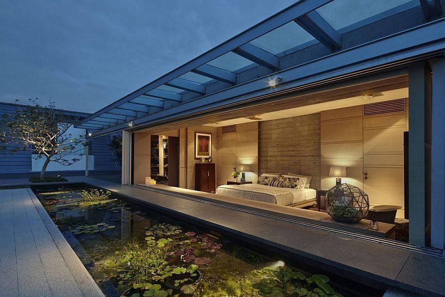 Description: 1241 Chiltern House   Nhà phố hiện đại với nhiều không gian xanh qpdesign