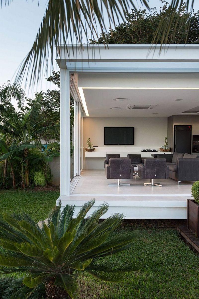 Description: 151 Biệt thự hiện đại với phong cảnh bờ hồ tuyệt đẹp tại Brazil qpdesign
