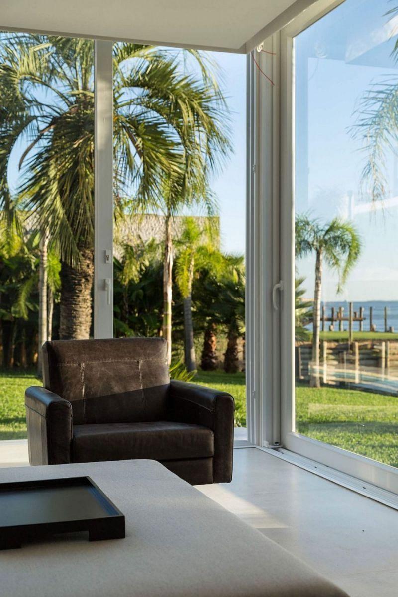 Description: 16 Biệt thự hiện đại với phong cảnh bờ hồ tuyệt đẹp tại Brazil qpdesign