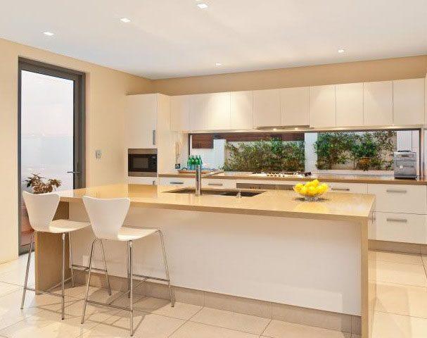 Description: thiet ke nha bep 4 Một số tiêu chuẩn cần lưu ý khi thiết kế nhà bếp. qpdesign