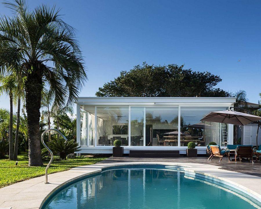 Description: 31 Biệt thự hiện đại với phong cảnh bờ hồ tuyệt đẹp tại Brazil qpdesign