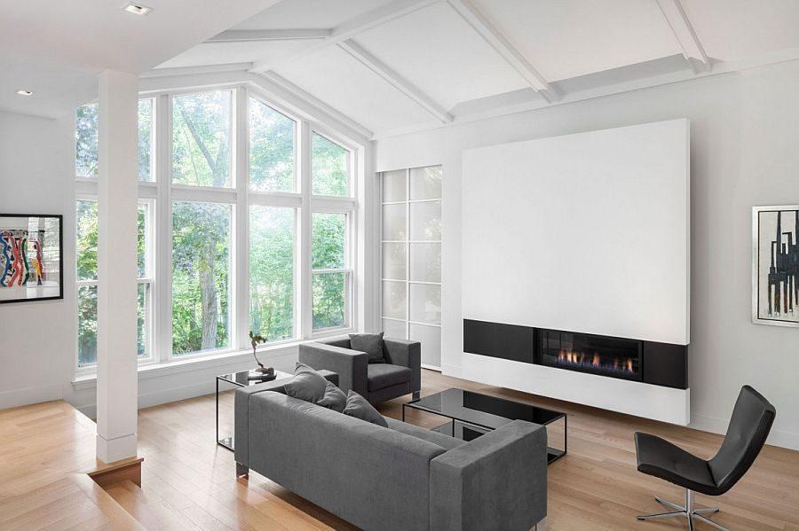Description: 326 Ngôi nhà một tầng được mở rộng thành biệt thự hồ bơi sang trọng qpdesign