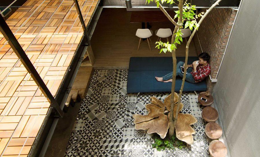 Description: c 1463131959 1200x0 Ngôi nhà chan hòa nắng gió và gần gũi với thiên nhiên tại Hà Nội qpdesign