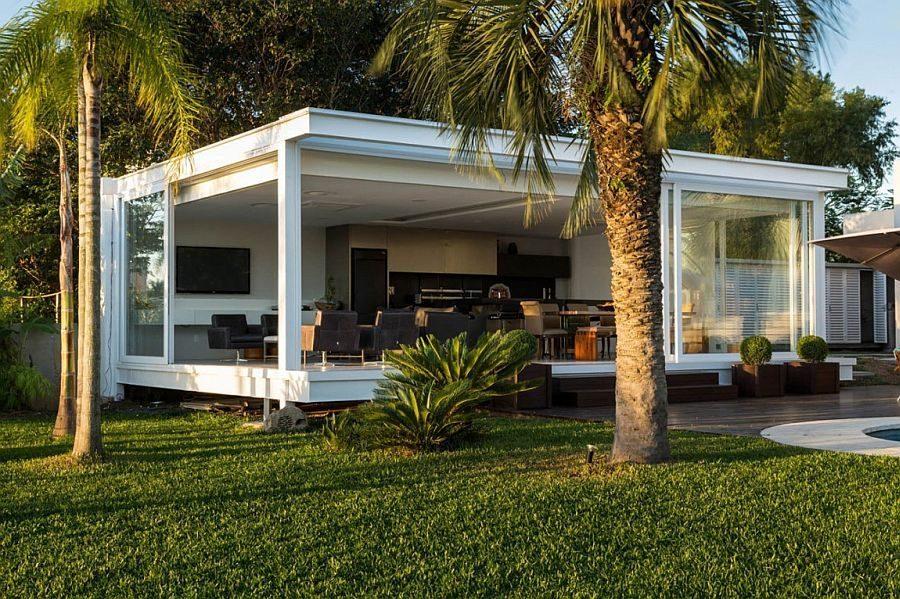 Description: 51 Biệt thự hiện đại với phong cảnh bờ hồ tuyệt đẹp tại Brazil qpdesign