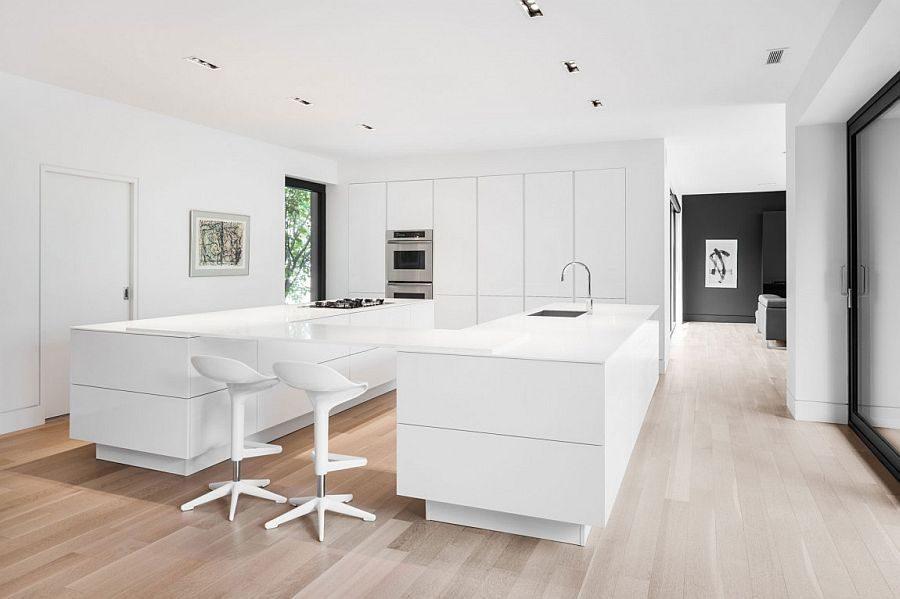 Description: 526 Ngôi nhà một tầng được mở rộng thành biệt thự hồ bơi sang trọng qpdesign