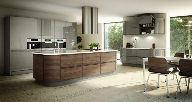 Description: thiet ke nha bep 5 Một số tiêu chuẩn cần lưu ý khi thiết kế nhà bếp. qpdesign