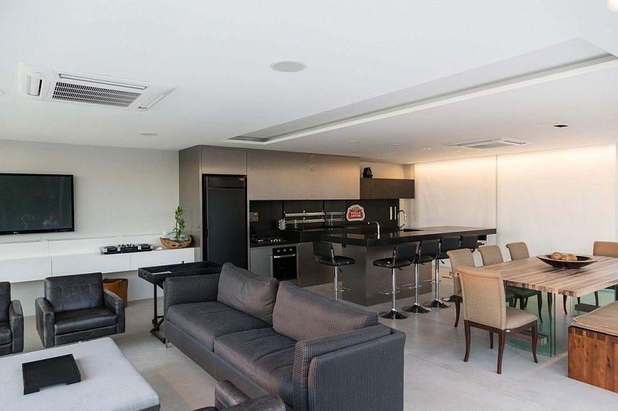 Description: 61 Biệt thự hiện đại với phong cảnh bờ hồ tuyệt đẹp tại Brazil qpdesign