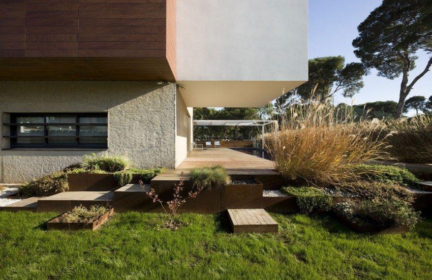 Description: biet thu hien dai 54 Kiến trúc ấn tượng của biệt thự tại Tây Ban Nha qpdesign