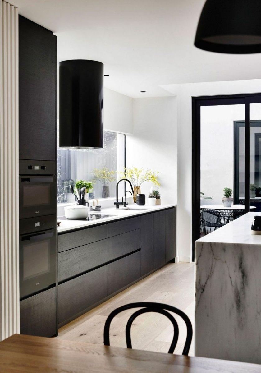 Description: modern residence 6 2 Nhà phố với thiết kế Minimalist với phòng tập Yoga tại Úc qpdesign