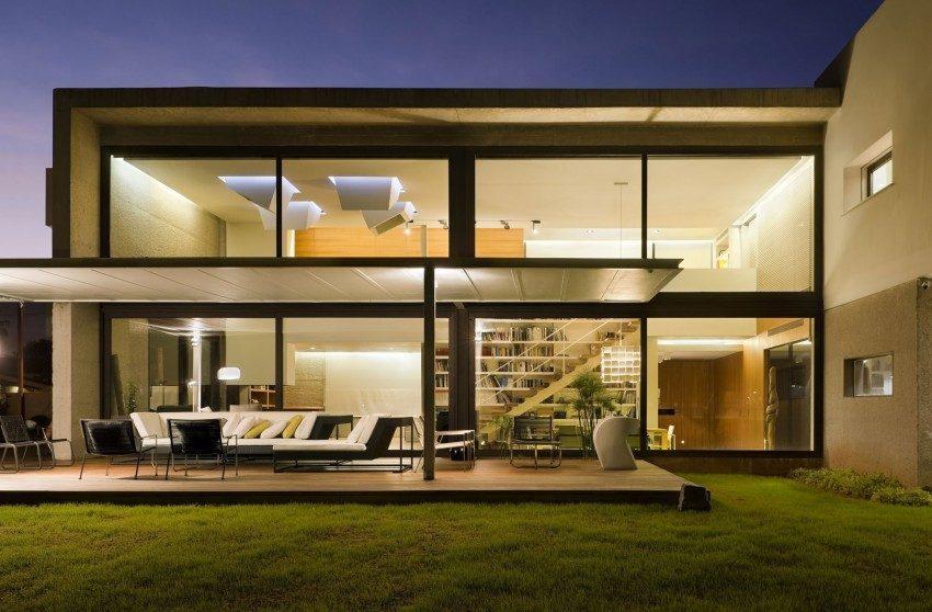 Description: biet thu hien dai 64 Kiến trúc ấn tượng của biệt thự tại Tây Ban Nha qpdesign