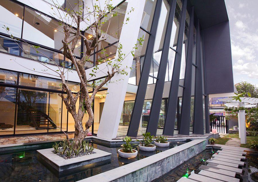 Description: 7a 1429689752 1200x0 Biệt thự tại Hà Nội đoạt giải kiến trúc nhờ ứng dụng công nghệ cao qpdesign