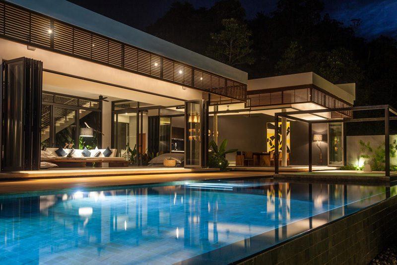Description: malouna villa 231215 08 Căn biệt thự hướng biển sang trọng ở Thái Lan qpdesign