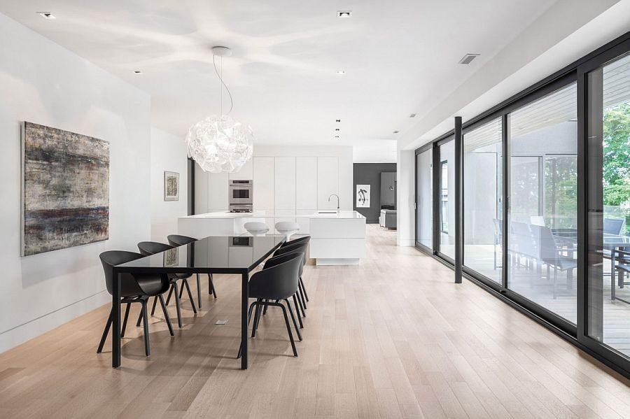 Description: 826 Ngôi nhà một tầng được mở rộng thành biệt thự hồ bơi sang trọng qpdesign