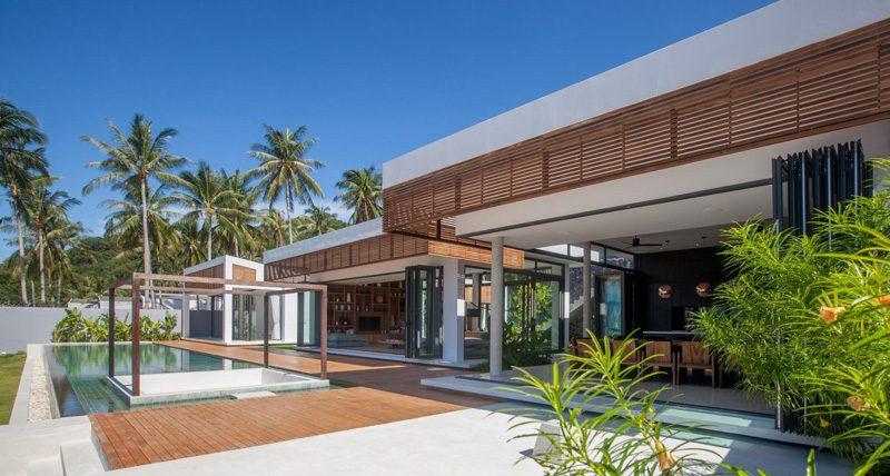 Description: malouna villa 231215 09 Căn biệt thự hướng biển sang trọng ở Thái Lan qpdesign