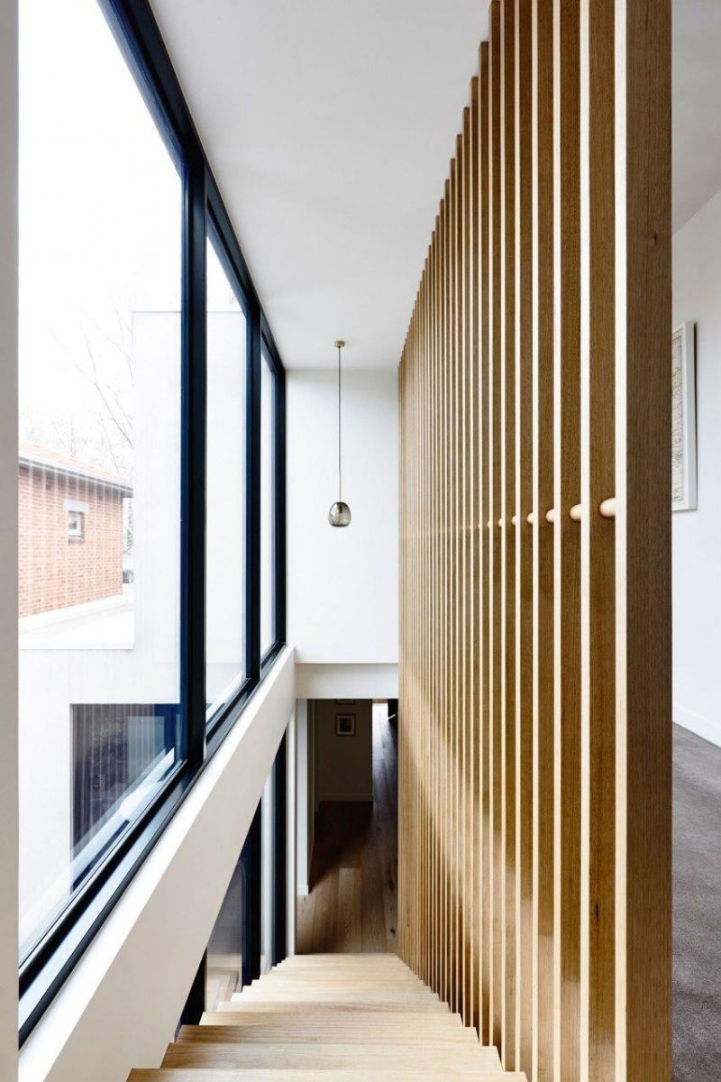 Description: modern residence 10 2 Nhà phố với thiết kế Minimalist với phòng tập Yoga tại Úc qpdesign