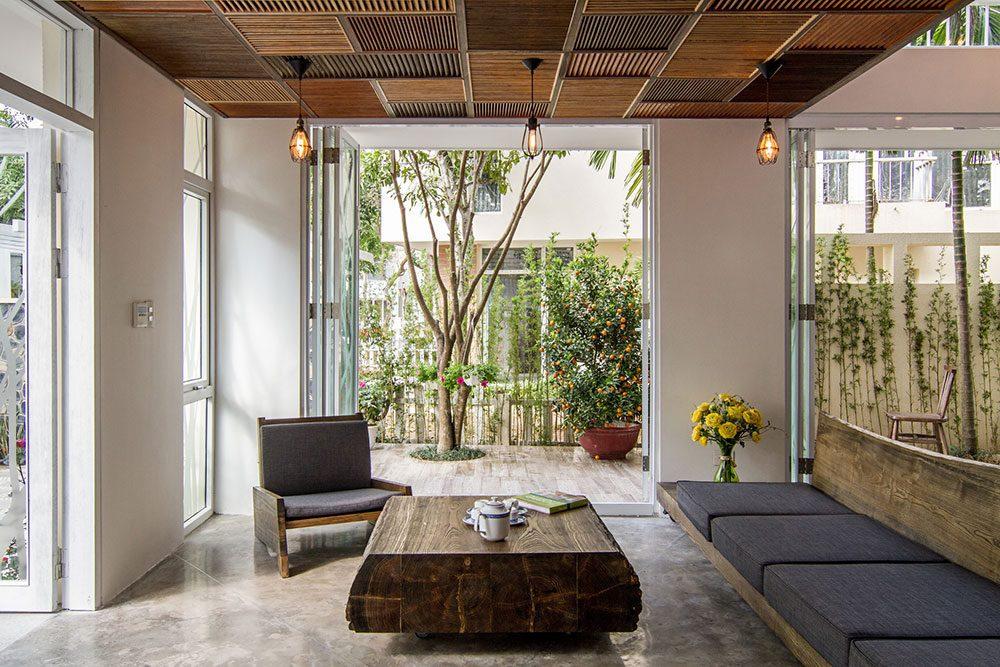 Description: 94 resize Xanh mát với kiến trúc biệt thự vườn Tùng qpdesign